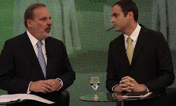 Armando Monteiro e Paulo Câmara