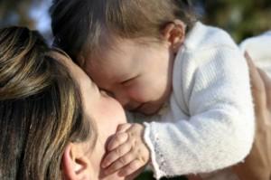 Ternura no dia das mães