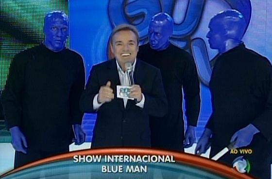 Gugu e Blue Man