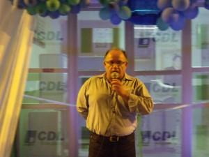 Presidente da CDL Araripina-PE, Sr. Francisco Heli