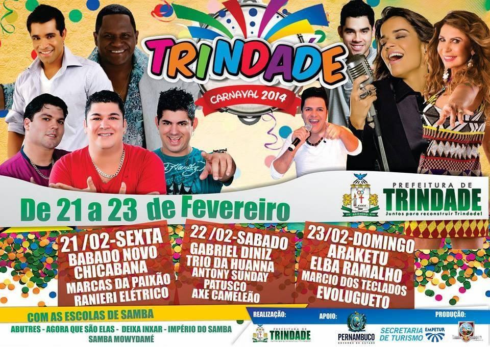 CARNAVAL TRINDADE 2014
