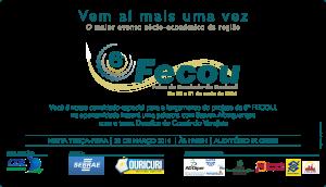 6ª Fecou - Logomarca - Convite (1)