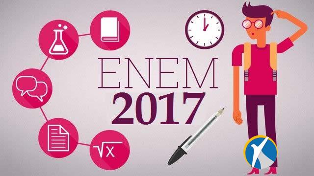 MEC divulga locais da prova do ENEM 2017