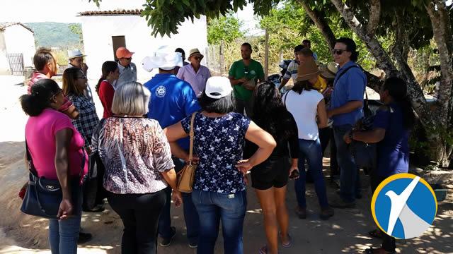 Produtores de Frango em Araripina recebem orientação sobre manejo