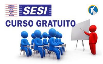 SESI Araripina tem inscrições para cursos gratuitos