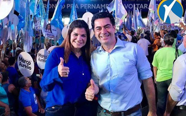 Com Socorro Pimentel representando o sertão, Convenção 'Pernambuco Vai Mudar' é oficializada
