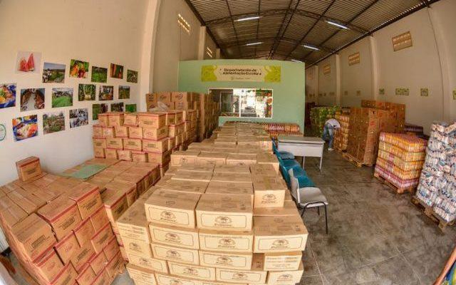 Araripina oferece alimentação escolar de qualidade aos alunos da rede pública municipal