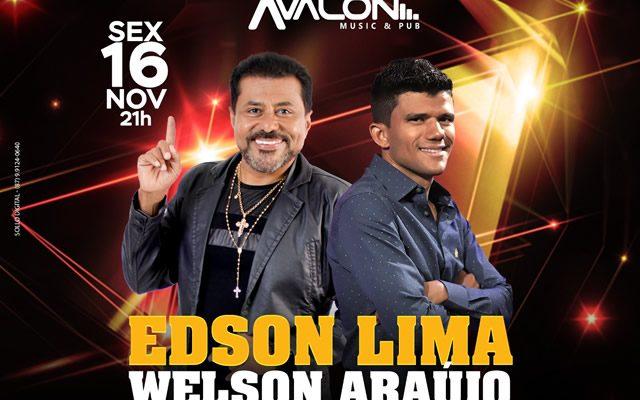 Aniversário de 1 ano de Avalon Music Pub com Edson Lima