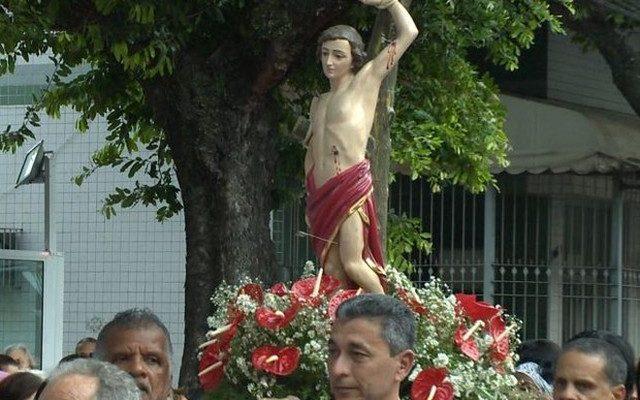 Festa de São Sebastião começou nesta quinta-feira (10) em Ouricuri